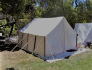 Beautiful Wall Tents, versatile and tough | Sewn Home